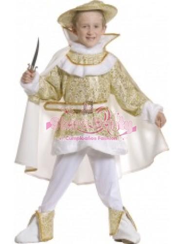Disfraz Príncipe