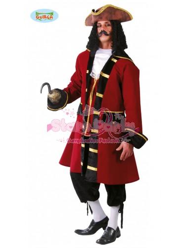 Disfraz Capitán Pirata