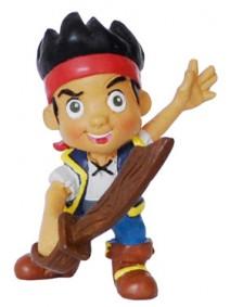 Figura de Colección Jake con espada de Jake y los Piratas