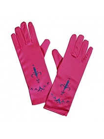 guantes princesa color rosa venta