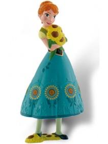 Figura para Tarta Anna Fever - Frozen