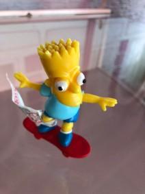 Figura Bart Simpson coleccionista