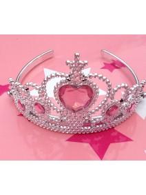 corona de princesa infantil