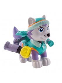 patrulla canina everest figura tarta cumpleaños niña niño celebración temática