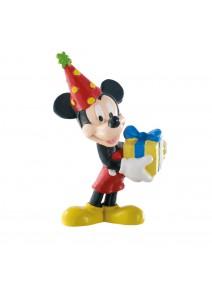 Figura para tarta Mickey Mouse cumpleaños tarta