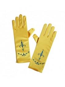 guantes princesa color oro compra venta