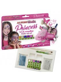 Maquillaje Princesa - Set Fiesta