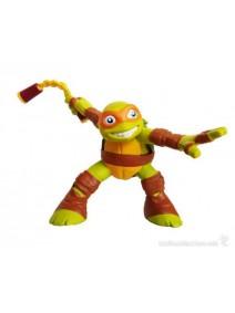 figura mike tortugas ninja tarta cumpleaños
