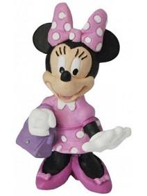 Minnie tarta cumpleaños figura