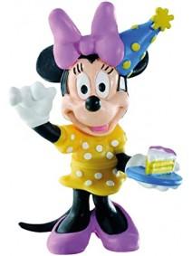 Figura para tarta Minnie Mouse cumpleaños tarta