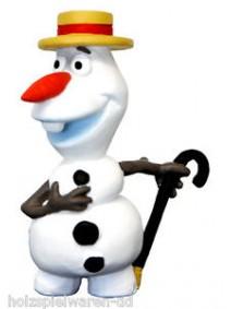 Tarta para Cumpleaños Olaf Fever - Frozen