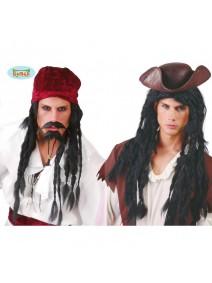Peluca Pirata Rasta