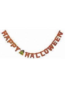 letrero halloween