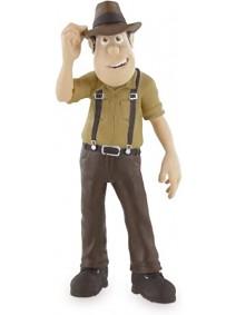 Figura Tadeo Jones compra venta cumpleaños coleccionista