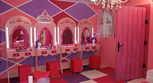 Fabricamos Parques Infantiles de Princesas
