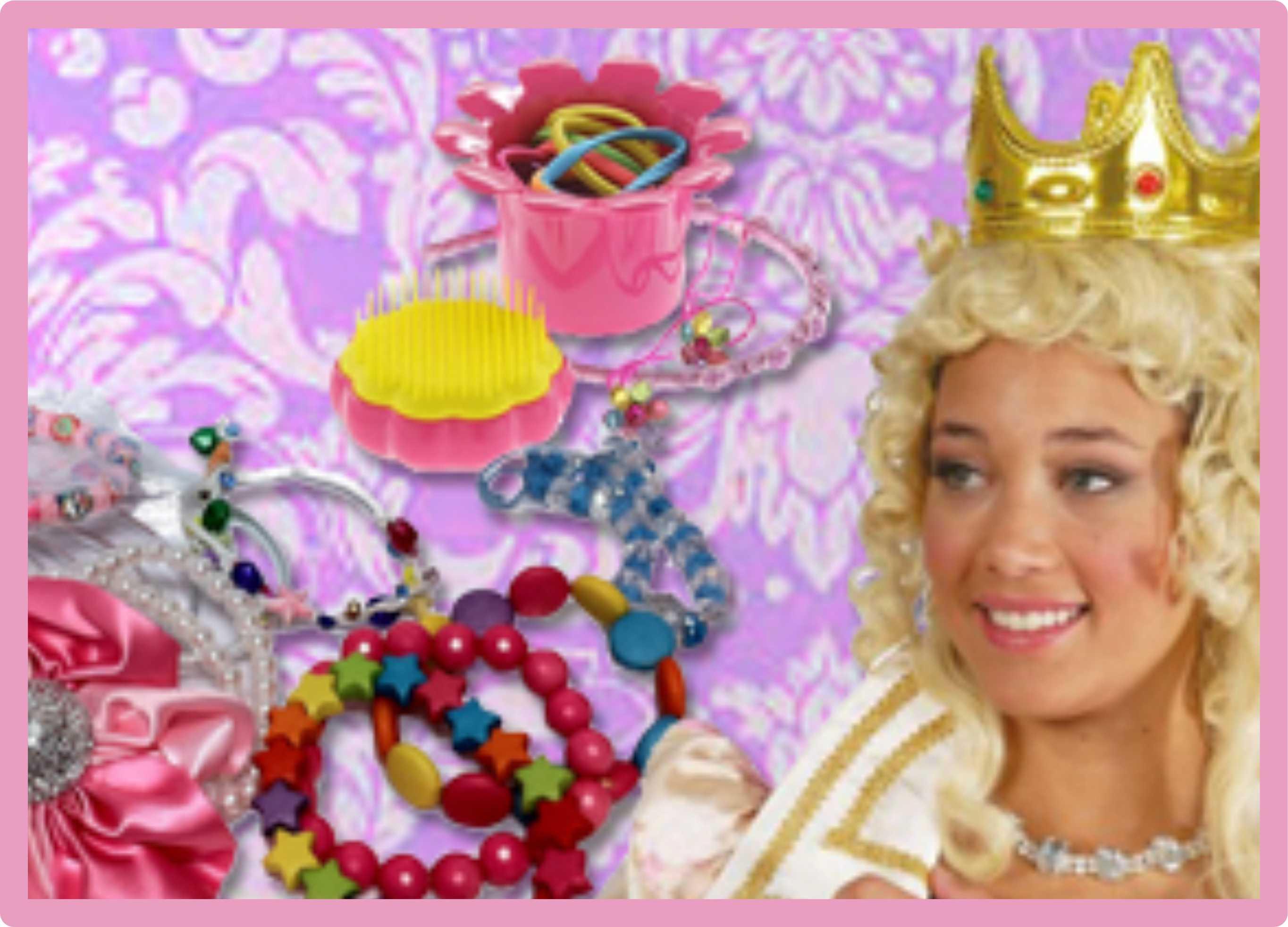 castillo de princesas parque infantil