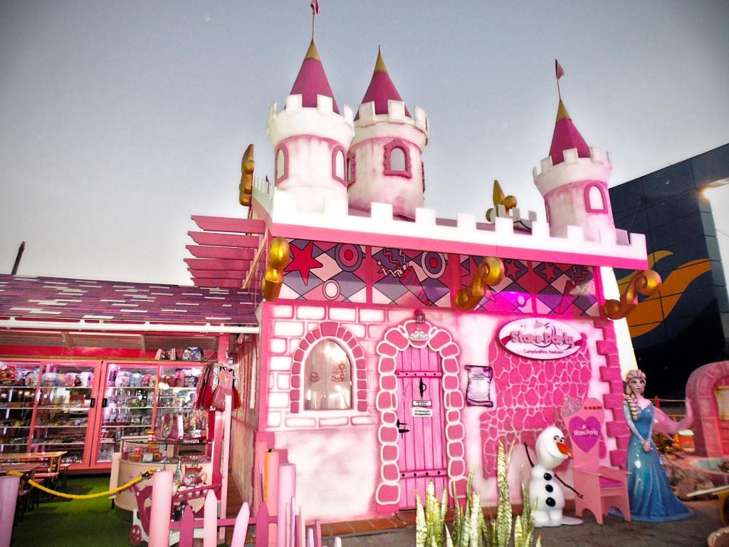 stars party castillo