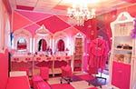Salón de belleza stars party