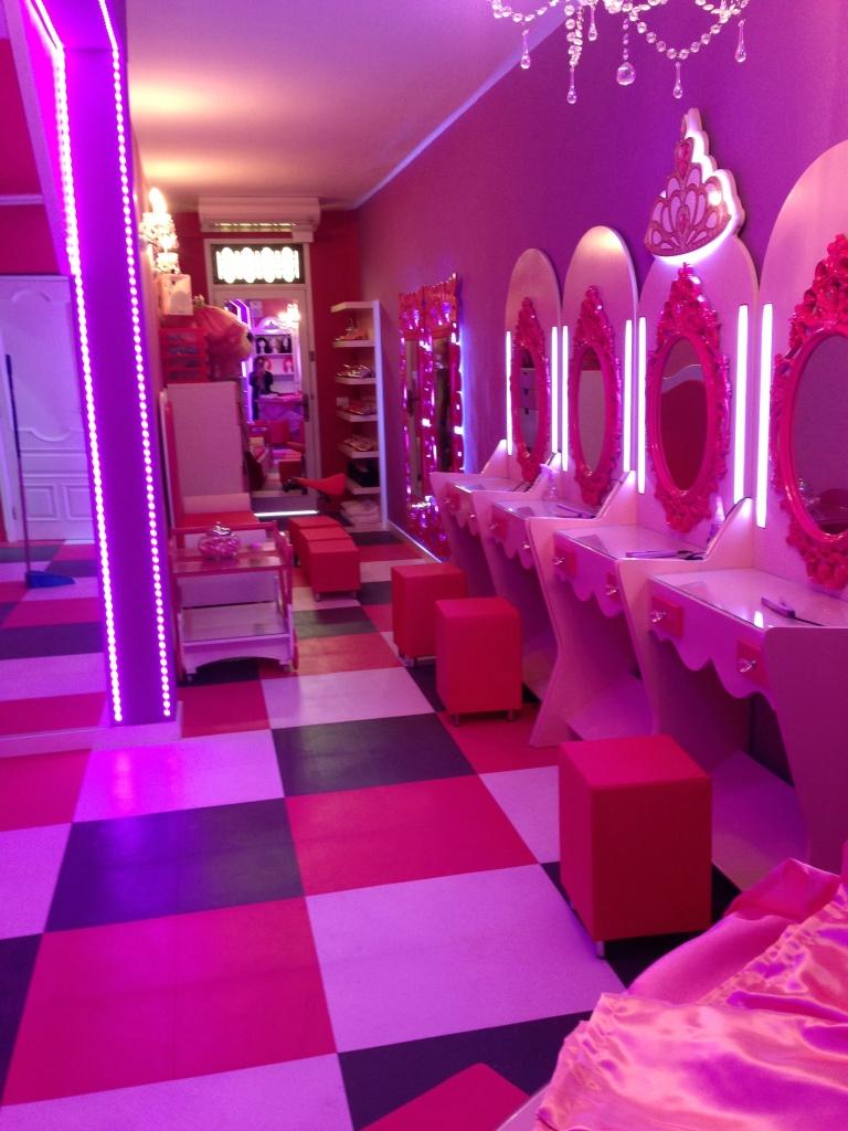 stars party interior