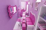 mobiliario de princesa