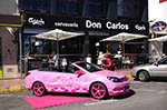 Coche de princesas Stars Party